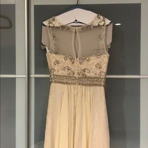 Cinderella Dresses - Champagne gown for prom/wedding/ bridesmaids